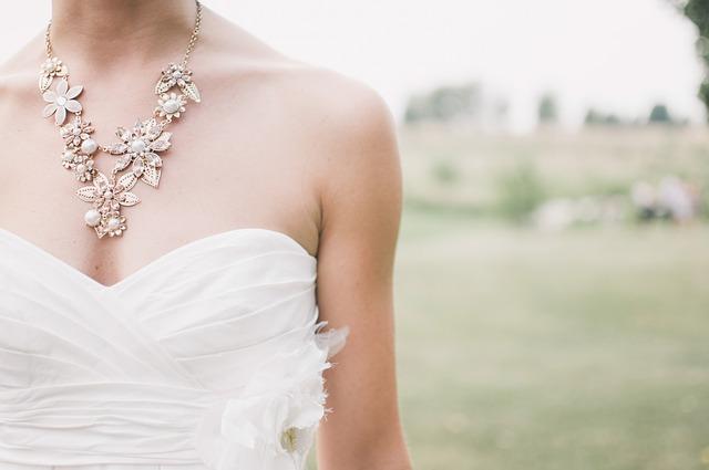 Biżuteria ślubna - kilka inspiracji