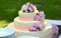 Dekorowanie ciastek na wesele