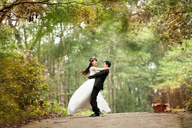 Ogólnie o modzie ślubnej