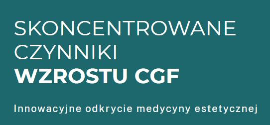 Skoncentrowane Czynniki Wzrostu CGF