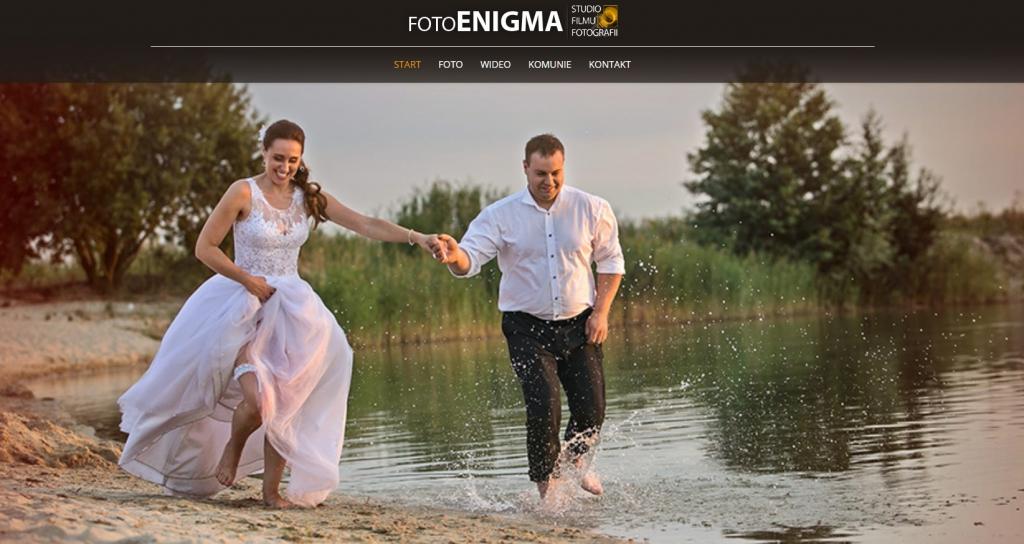 FotoEnigma - Studio filmu i fotografii ślubnej