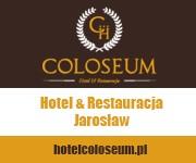 Hotel w Jarosławiu Coloseum